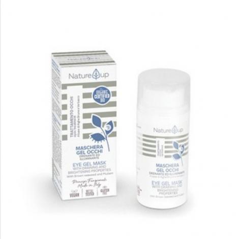 bema Cosmetici Nature Up Organic Eye Gel Mask 30ml