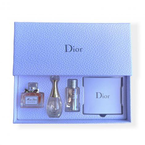 Christian Dior Coffret Miniature Parfum Dior Gift Set