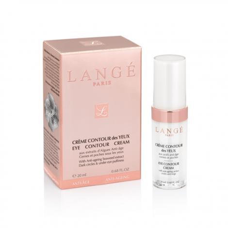 LANGE Paris Anti-Age Eye Contour Cream, 20ml