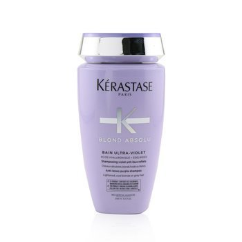 KÉRASTASE Blond Absolu Bain Ultra-Violet Anti-Brass Purple Shampoo 250ml