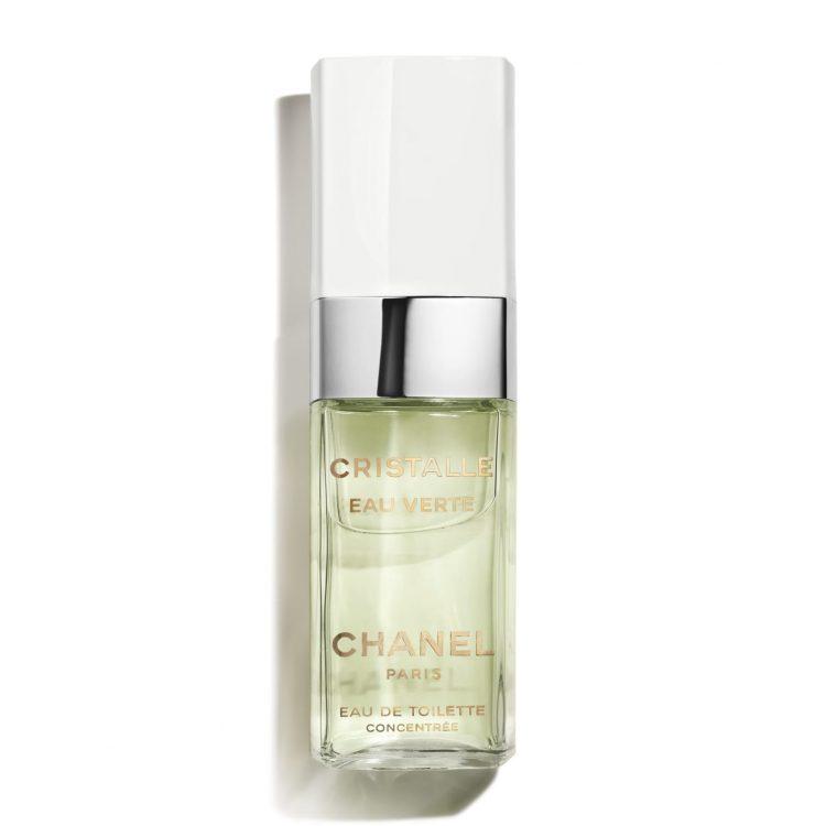 CHANEL Cristalle Eau Verte Eau De Toilette Concentreé Spray, 100ml