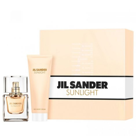 Jil Sander Sunlight Eau De Parfum Gift Set 40ml