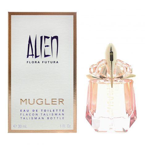 Thierry Mugler Alien Flora Futura Eau de Toilette ,30ml