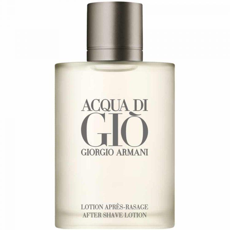 Giorgio Armani Acqua di Gio for Men Aftershave Lotion 100ml